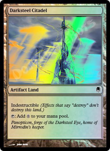 Darksteel Citadel FOIL