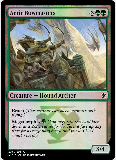 Aerie Bowmasters FOIL