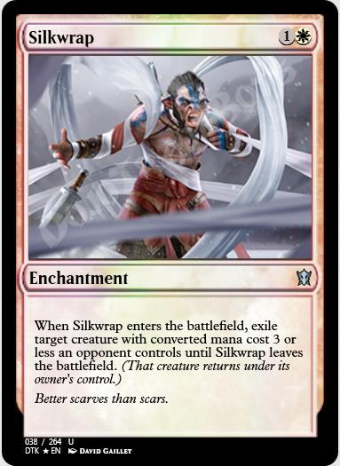 Silkwrap FOIL