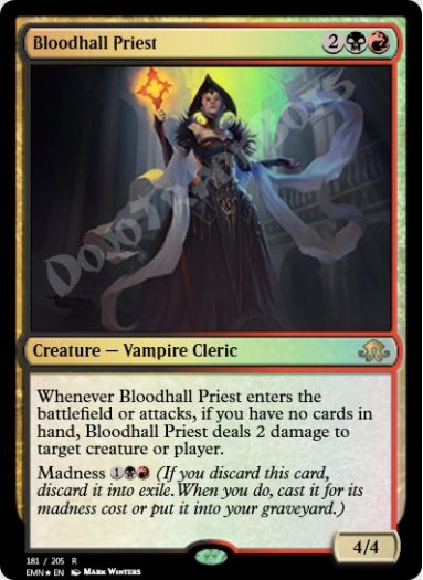 Bloodhall Priest FOIL
