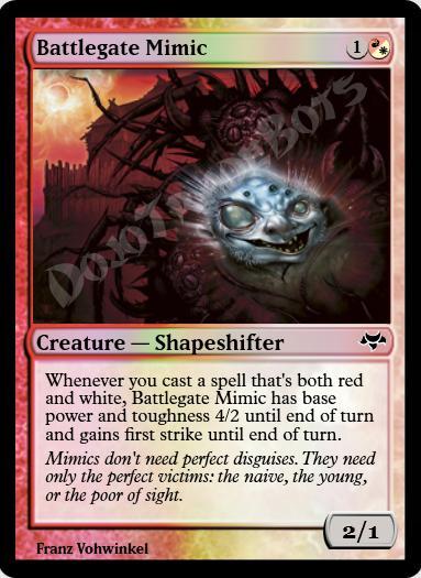 Battlegate Mimic FOIL