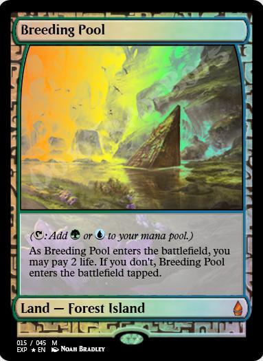 Breeding Pool FOIL