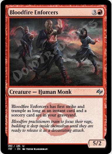 Bloodfire Enforcers