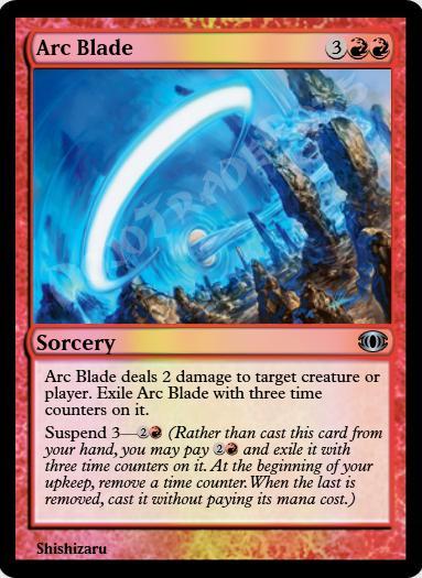 Arc Blade FOIL