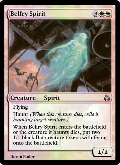 Belfry Spirit FOIL