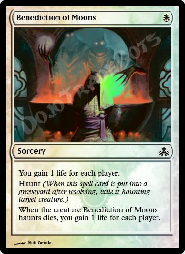 Benediction of Moons FOIL