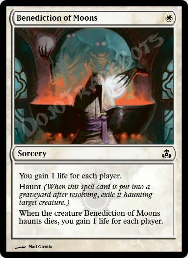 Benediction of Moons
