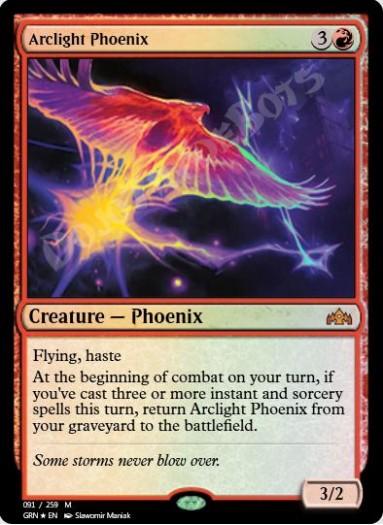 Arclight Phoenix FOIL
