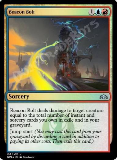 Beacon Bolt FOIL
