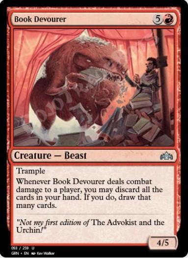 Book Devourer