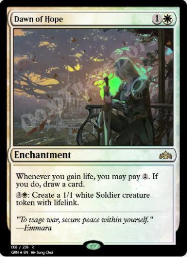 Dawn of Hope FOIL
