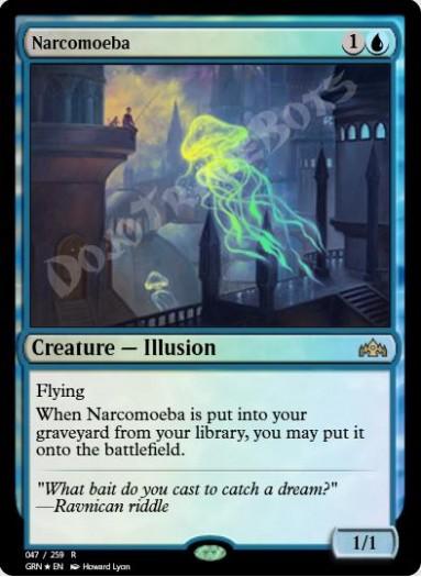 Narcomoeba FOIL