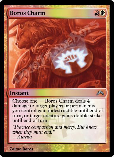 Boros Charm FOIL