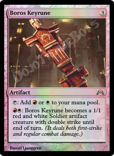 Boros Keyrune FOIL