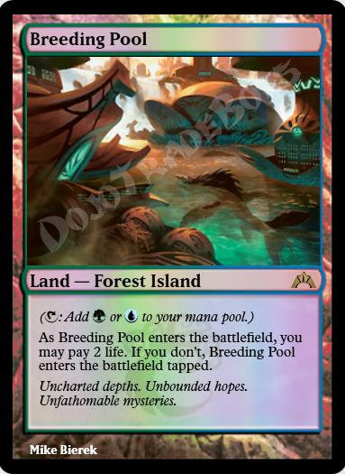 Breeding Pool FOIL