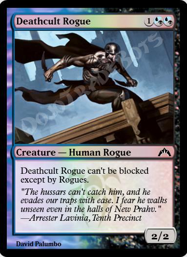 Deathcult Rogue FOIL