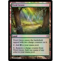 Vivid Grove FOIL