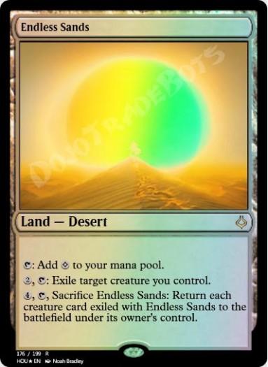 Endless Sands FOIL