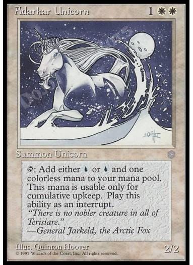 Adarkar Unicorn FOIL
