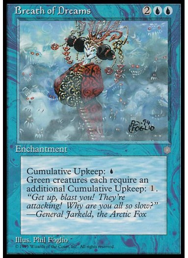 Breath of Dreams FOIL
