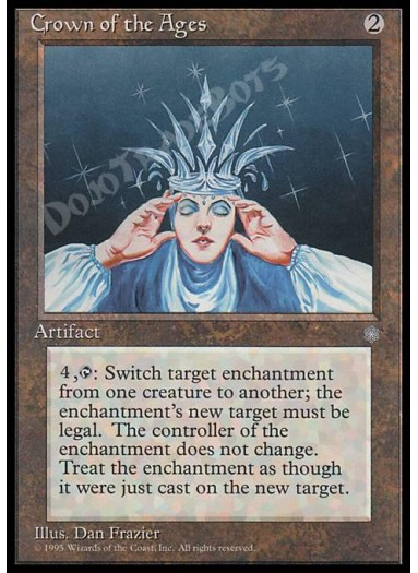Crown of the Ages FOIL