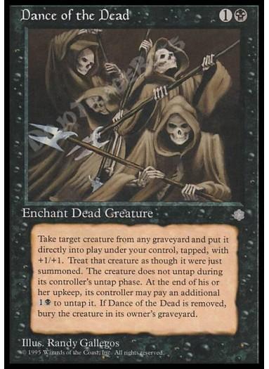 Dance of the Dead FOIL