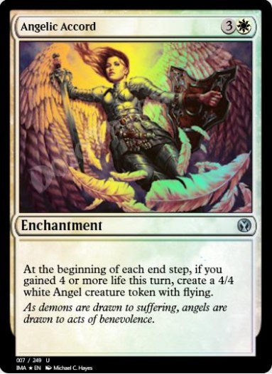 Angelic Accord FOIL