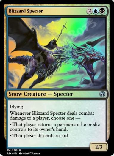 Blizzard Specter FOIL