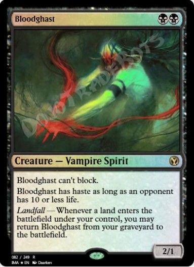 Bloodghast FOIL