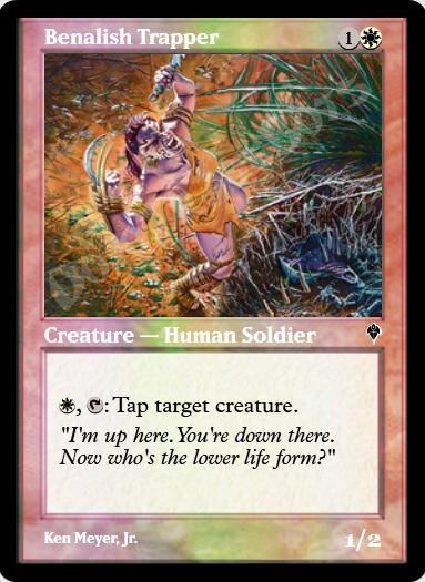 Benalish Trapper FOIL