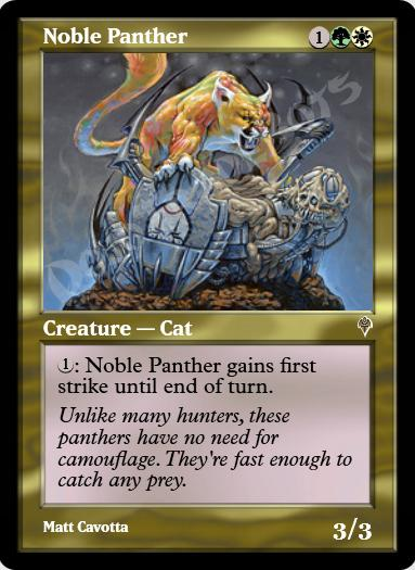 Noble Panther
