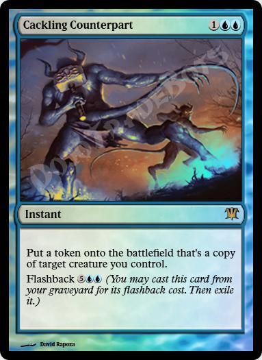 Cackling Counterpart FOIL