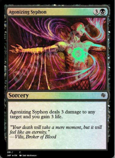Agonizing Syphon FOIL