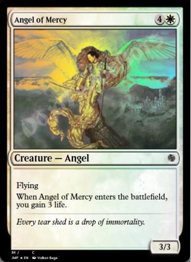Angel of Mercy FOIL