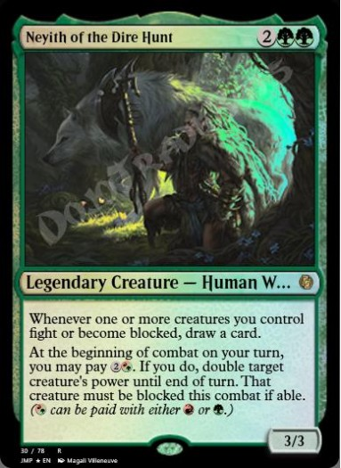 Neyith of the Dire Hunt FOIL