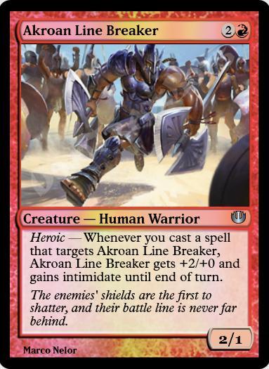 Akroan Line Breaker FOIL