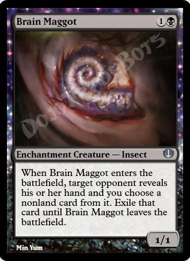 Brain Maggot