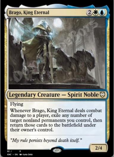 Brago, King Eternal