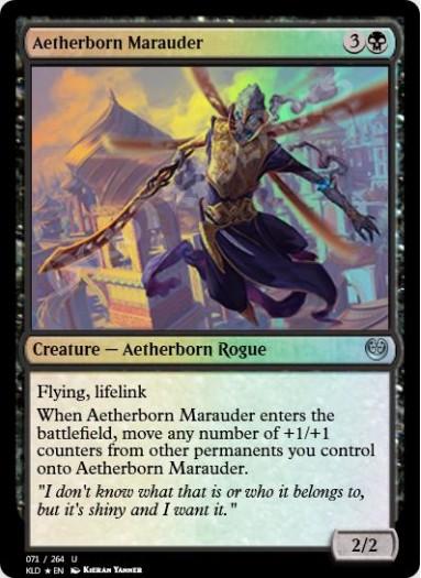 Aetherborn Marauder FOIL