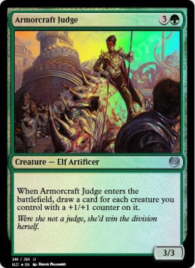 Armorcraft Judge FOIL
