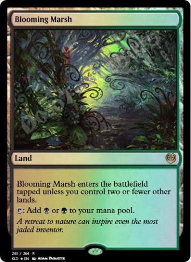 Blooming Marsh FOIL
