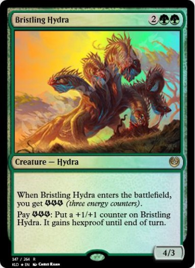 Bristling Hydra FOIL