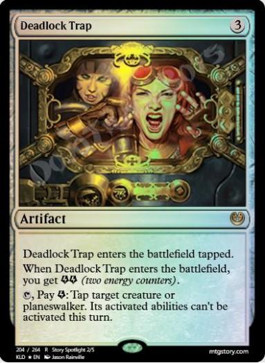Deadlock Trap FOIL
