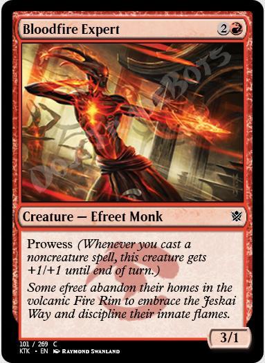 Bloodfire Expert