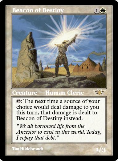 Beacon of Destiny