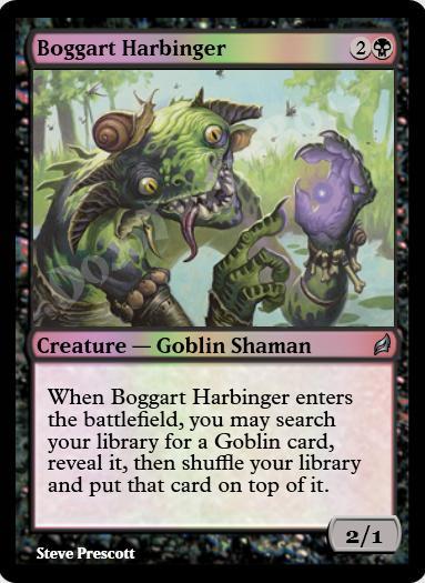 Boggart Harbinger FOIL