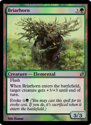 Briarhorn FOIL