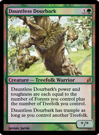 Dauntless Dourbark FOIL