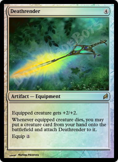 Deathrender FOIL
