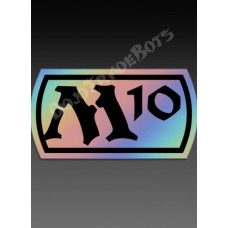 M10 Complete Foil Set